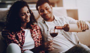 vinho e sono